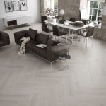 "Davos Blanco 8.9"" x 35.4"" Porcelain Tile from Spain"
